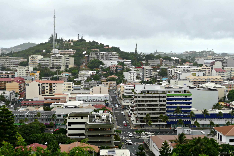 Nouméa, capitale de la Nouvelle-Calédonie.
