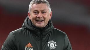 Kocin Manchester United, Ole Gunnar Solskjaer.