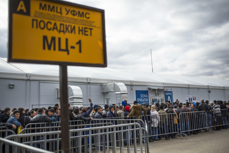 Russia Migrants
