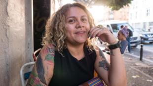 Rebeca Lane, la  poetisa rebelde de Guatemala
