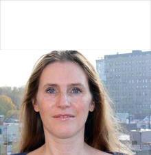 Séverine Autesserre, maître de conférences à l'université de Columbia, aux Etats-Unis