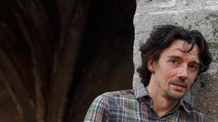 Stanislas Nordey au Festival d'Avignon 2013.