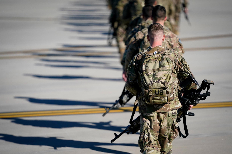為預防不測,美軍目前還在向伊拉克增兵。