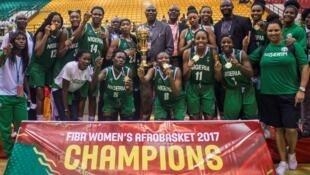 Le Nigeria est champion d'Afrique pour la troisième fois de son histoire.