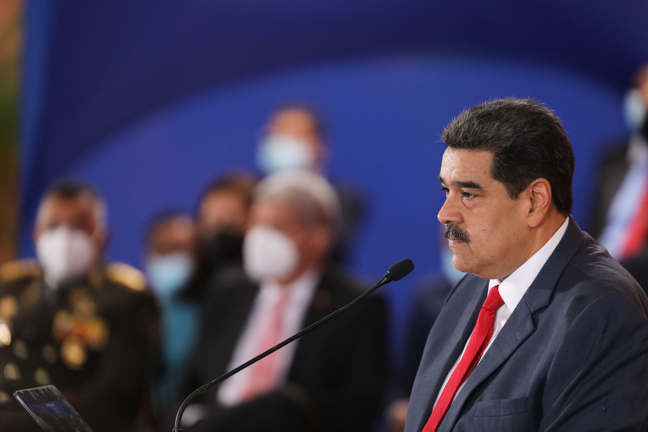 Venezuela President Nicolas Maduro is desperate to gain international credibility and has made moves to restore some democracy in a bid to receive sanctions relief