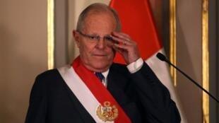La renuncia del presidente peruano Pedro Pablo Kuyczynski era ineluctable.