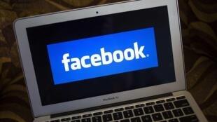 Facebook公司圖標。