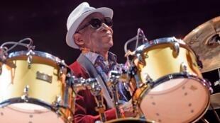 Tony Allen à Jazz à La Villette en 2019.