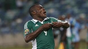 Le Nigérian Emmanuel Emenike.
