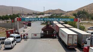 مرز ایران و ترکیه