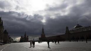 Russie - Moscou - Kremlin - Place rouge AP21082384666468