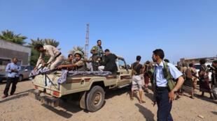 Les Houthis ont revendiqué l'attaque au drone de ce jeudi (photo d'illustration).