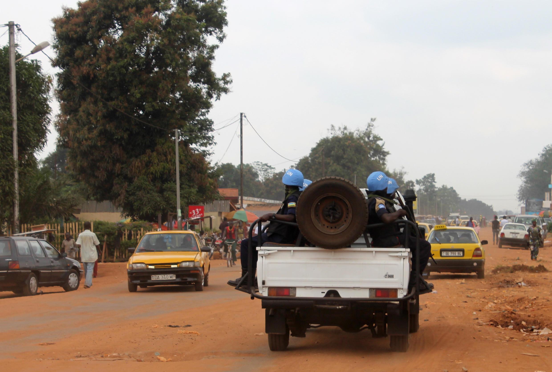Actuellement environ 400 militaires originaires de la RDC participent à la Minusca.