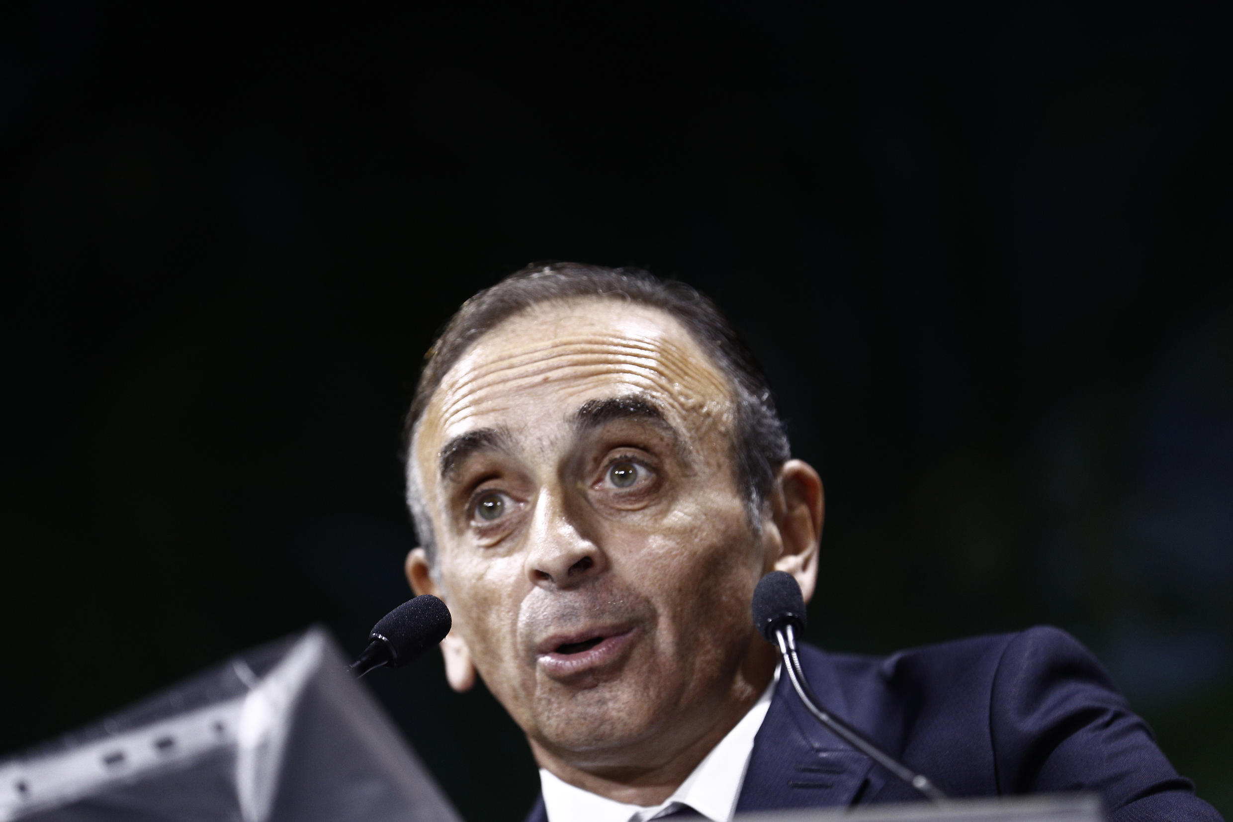 Eric Zemmour has convictions for racial and religious hate speech