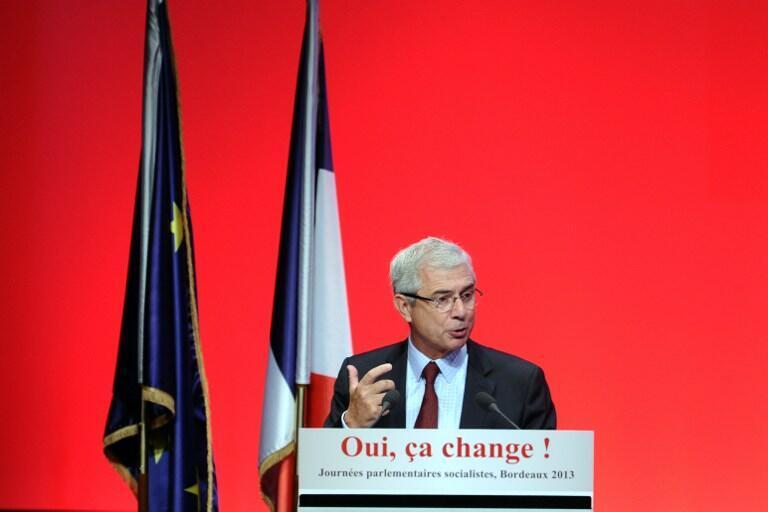 Глава Национального собрания Клод Бартолон