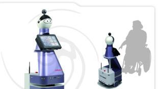 Kompaï est un robot compagnon conçu pour assister les personnes âgées ou dépendantes qui veulent continuer à vivre chez elles en toute sécurité.