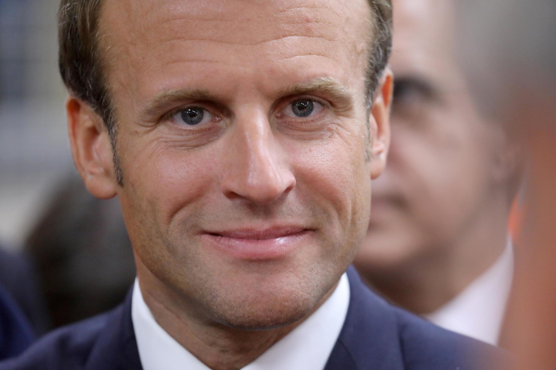 Emmanuel Macron rais wa Ufaransa