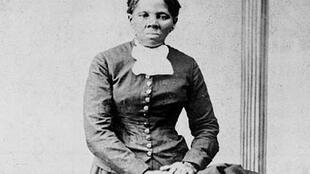 A ex-escrava Harriet Tubman, em foto de 1860, vai substituir o ex-presidente norte-americano Andrew Jackson, na nota de 20 dólares.