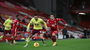 PHOTO Liverpool-Burnley - 21 janvier 2021