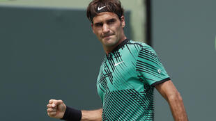 Roger Federer is seeking a ninth title at the Halle grass court tournament.