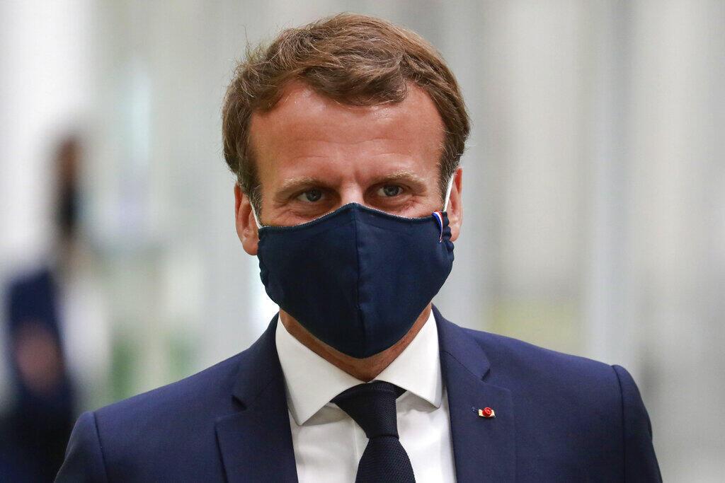 (Ảnh minh họa) – Virus corona đã làm tổng thống Emmanuel Macron càng bị sụt giảm điểm tín nhiệm.