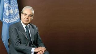 خاویر پرز دکوئیار نقش عراق را بعنوان آغازگر جنگ با ایران مهم اعلام نمود.