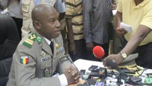 Général Ibrahima Dahirou Dembélé