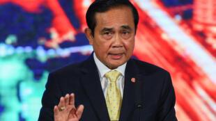 Thủ tướng chính quyền quân sự Prayuth Chan-o-cha, Bangkok, 15/09/2016.
