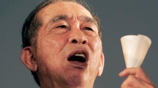 香港支联会主席司徒华2011年1月2日在香港病逝