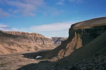 Экспедиция CNRS провела 5 недель на острове Шпицберген.