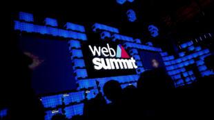 Web Summit'2018 decorre em Lisboa, Portugal.