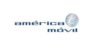 Logo de América Móvil.