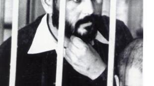 Khaled al Islambouli exécuté le 15 avril 1982, pour l'assassinat de Anouar el Sadate.