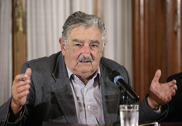 El presidente de Uruguay, José 'Pepe' Mujica.