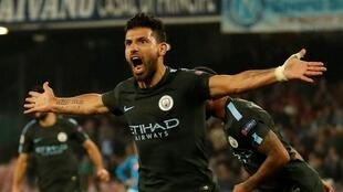Sergio Aguero's goals have helped fire Manchester City's ambitions in four competitions this season.