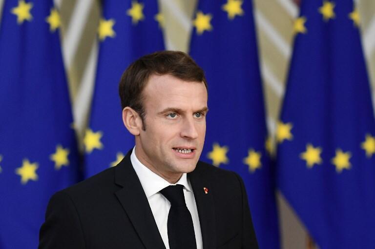 O presidente francês Emmanuel Macron decidiu se reunir com o líder chinês antes da cúpula da União Europeia.