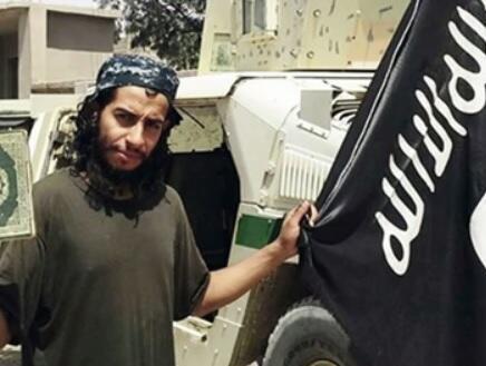 Абдельхамид Абауд или Абу Омар «Бельгиец»