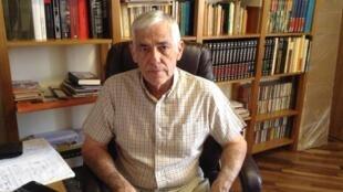 El Dr. Rafael Orihuela, especialista en medicina tropical.