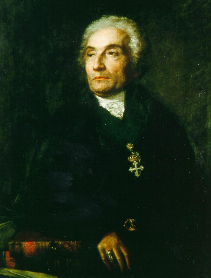 法国反启蒙最具代表性的人物--迈斯特(Le comte Joseph de Maistre 1753年-1821年)。