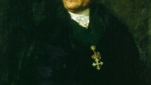 法國反啟蒙最具代表性的人物--邁斯特(Le comte Joseph de Maistre 1753年-1821年)。