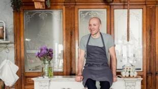 Antonin Bonnet, boucherie Grégoire.
