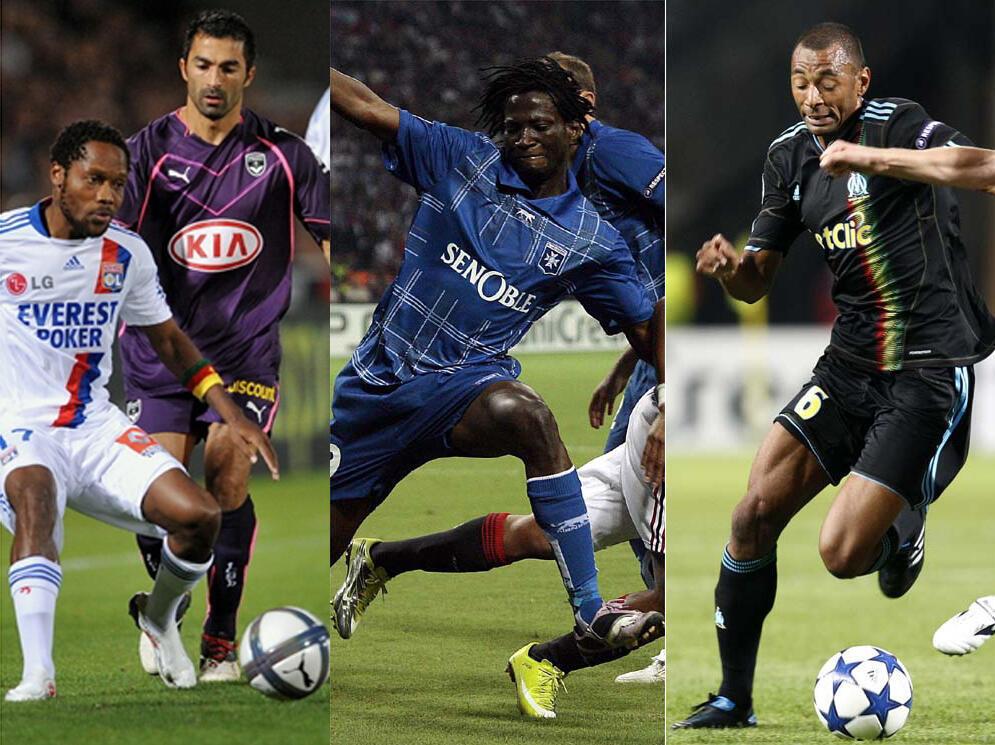 Les Africains de Ligue 1 de la saison 2010-2011.