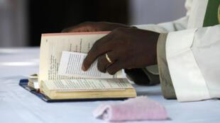 Pour beaucoup de jeunes Togolais la fête de l'Assomption est l'occasion d'exprimer la foi catholique.