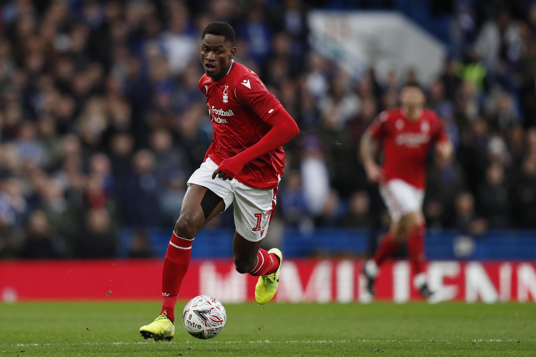 Alfa Semedo - Nottingham Forest - Guiné-Bissau - Futebol - Desporto - Football - Futebolista