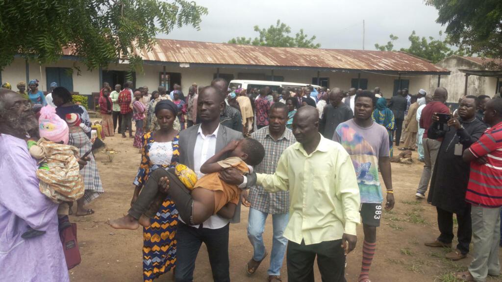 Nigeria: 28 lycéens sur la centaine enlevée début juillet ont été libérés
