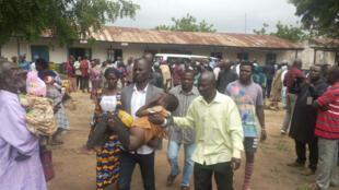 enfants enlevés nigeria lycéens