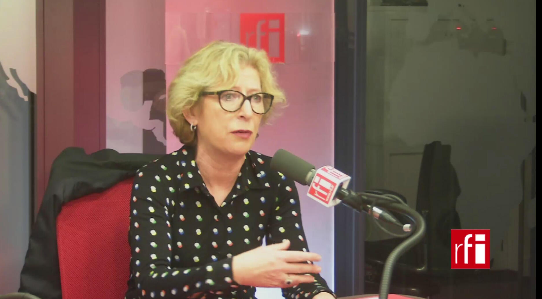 French Higher Education Minister Geneviève Fioraso