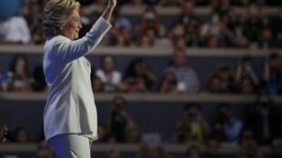 'Yar takarar Shugabanci kasa a Democrats Hillary Clinton