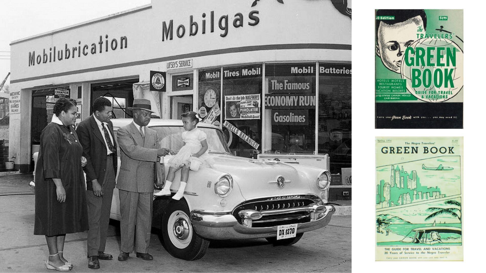 Le «Negro Motorist Green Book» était décrit comme la bible de l'automobiliste et voyageur noir sous les lois Jim Crow.