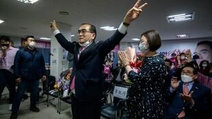 Thae Young-ho, de refugiado de Corea del Norte a diputado de Corea del Sur.